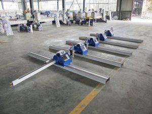 Преносна ЦНЦ машина за сечење плазама за резање дебелих метала 6 - 150 мм