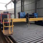 аутоматизирана машина за резање плазмом цнц двострука вожња шина распона 15 м