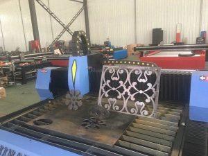 аутоматска машина за резање лаких цеви / машина за резање профилних цеви / плазма резач лака цев