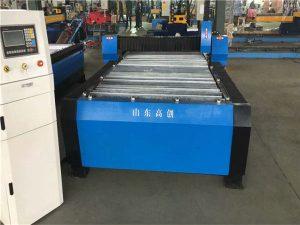 Кина Хуаиуан 100А ЦНЦ машина за резање плазмом 10 мм метална плоча