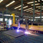 гантри цнц машина за резање плазмом челична плоча машине за сечење пламена