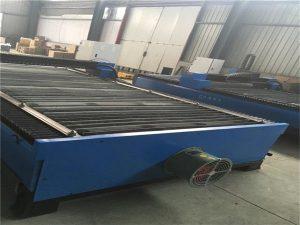Врећа продаја металних резних плоча од нехрђајућег челика 100 Цнц плазма резач 120 плазма резање