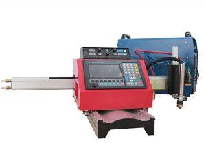 Преносива ЦНЦ машина за резање плазме и аутоматска машина за сечење плина са челичном гусјеницом