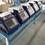 преносна цнц плазма машина за резање , ефективна машина за сечење пламена
