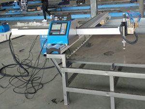 преносна ЦНЦ машина за резање плазмом економска цена машина за сечење метала