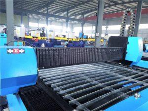 Практична и економична машина за обраду метала високе прецизности / перформанси / преносива ЦНЦ плазма машина за резање зк1530