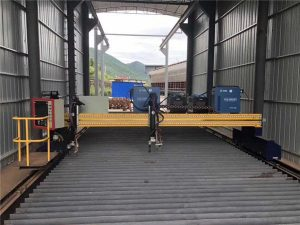 Прецизна ЦНЦ машина за сечење у плазми тачно 13000мм, са серво мотором