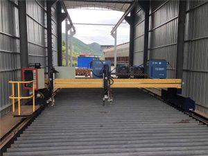челична плоча величине 1500к3000мм цнц плазма машина за резање лима