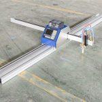 резање челика / метала нискобуџетна машина за резање плазме 1530 јинан извезена широм света