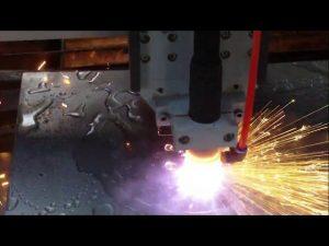 цнц машина за резање пламеном са воденим хлађењем за врућу продају