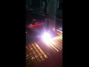 индустријска цнц машина за резање плазмом која снабдева високу квалитету плазме