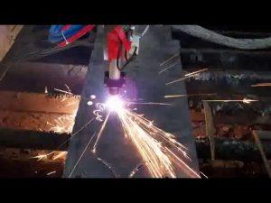 ЦНЦ машина за резање плазмом за резање гвожђа штап машина за резање круга