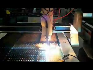 ниска цијена плазма резач лима челика цнц мала машина за резање плазмом