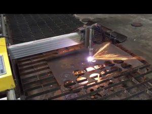 преносна цнц фламепласма машина за сечење са хипертермом 45